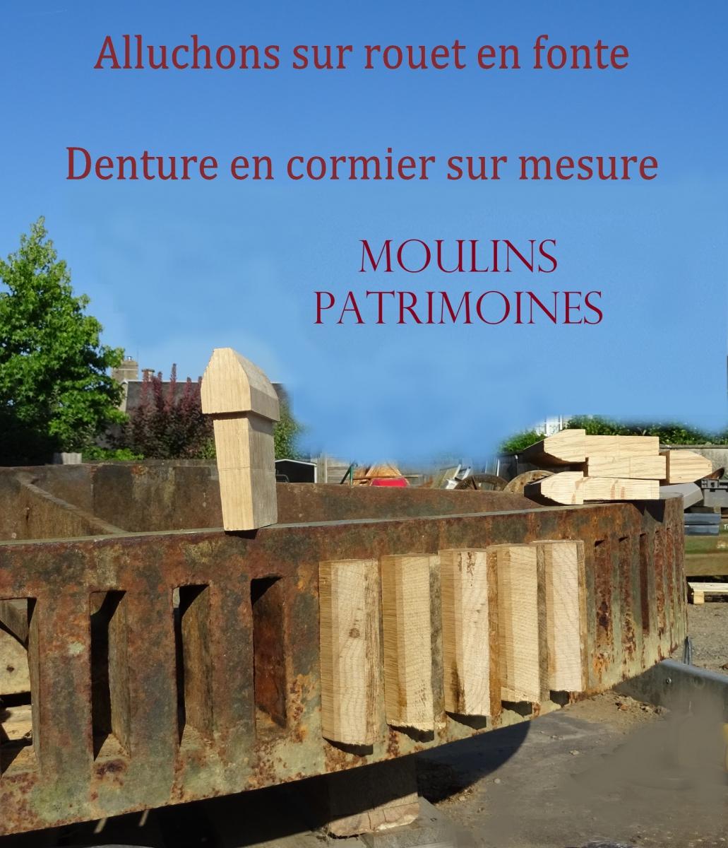 Alluchons cormier  Moulins-Patrimoines