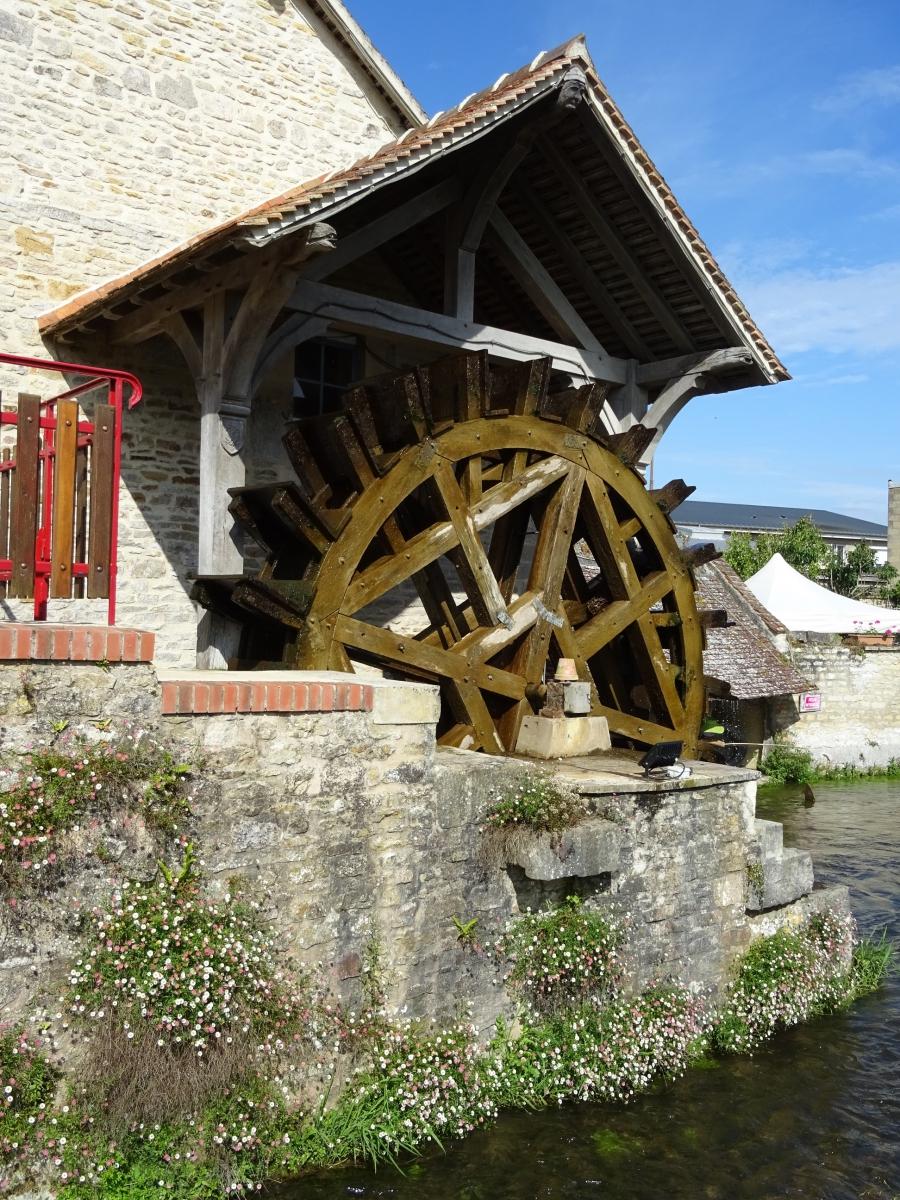 Moulin de la Porte  Moulins-Patrimoines